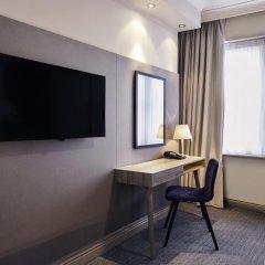Mercure Exeter Rougemont Hotel 3* Стандартный номер с различными типами кроватей фото 4