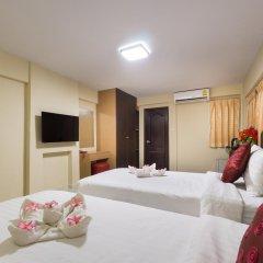 Отель NRC Residence Suvarnabhumi комната для гостей фото 4
