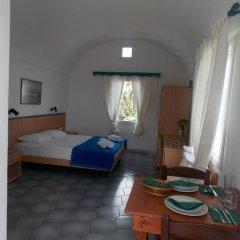 Отель Sunrise Studios Perissa Студия с различными типами кроватей фото 9