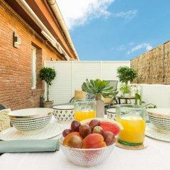 Отель Aparthotel Mariano Cubi Barcelona 4* Улучшенный номер с двуспальной кроватью фото 3