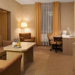 Гостиница Холидей Инн Москва Лесная 4* Люкс с различными типами кроватей фото 5