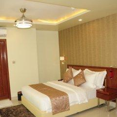 Отель Unima Grand 3* Люкс с различными типами кроватей фото 6