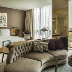 Отель Four Seasons Dubai International Financial Center 5* Люкс-студио фото 4