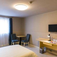 Отель Jinjiang Inn - Suzhou Wuzhong Baodai West Road Китай, Сучжоу - отзывы, цены и фото номеров - забронировать отель Jinjiang Inn - Suzhou Wuzhong Baodai West Road онлайн удобства в номере