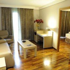 Отель Cumbria Испания, Сьюдад-Реаль - отзывы, цены и фото номеров - забронировать отель Cumbria онлайн удобства в номере фото 2