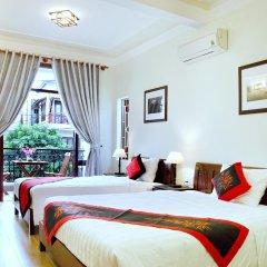 Отель An Hoi Town Homestay 2* Люкс с различными типами кроватей фото 3