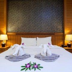 Отель Jang Resort 3* Улучшенный номер двуспальная кровать фото 4
