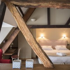 Hotel le Dixseptieme 4* Полулюкс с различными типами кроватей фото 22