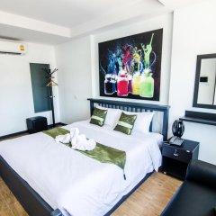 Colora Hotel 3* Номер Делюкс с двуспальной кроватью фото 5