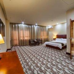 Hotel Shanghai City Номер Делюкс с различными типами кроватей фото 3