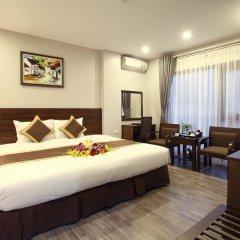 Blue Pearl West Hotel 3* Номер Делюкс с различными типами кроватей