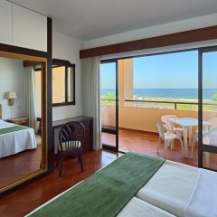 Отель Dom Pedro Meia Praia 3* Апартаменты с различными типами кроватей фото 4