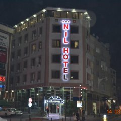 Nil Hotel парковка