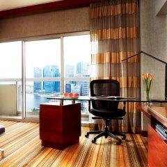 Отель Swissotel The Stamford 5* Стандартный номер с различными типами кроватей фото 9