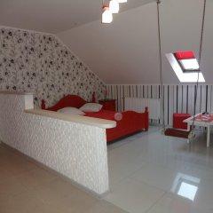 Гостиница Околица комната для гостей фото 3