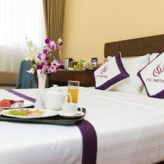 TTC Hotel Deluxe Saigon 3* Номер Делюкс с различными типами кроватей фото 24