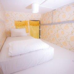Отель Glur Bangkok Стандартный номер двухъярусная кровать фото 4