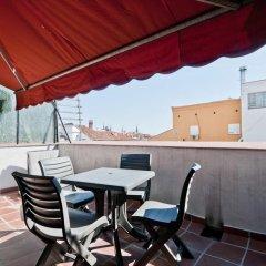 Отель Plaza Mayor II Испания, Мадрид - отзывы, цены и фото номеров - забронировать отель Plaza Mayor II онлайн балкон