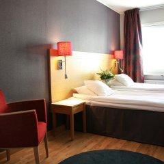 Spar Hotel Gårda 3* Стандартный номер с различными типами кроватей фото 10
