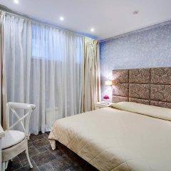 Гостиница Де Пари 4* Стандартный номер разные типы кроватей фото 8