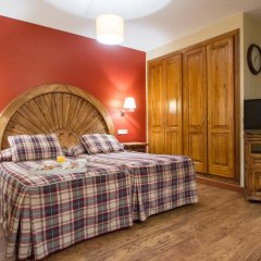 Gran Chalet Hotel & Petit Spa 3* Номер Премиум двуспальная кровать фото 6