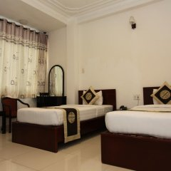 N.Y Kim Phuong Hotel 2* Улучшенный номер с 2 отдельными кроватями фото 3