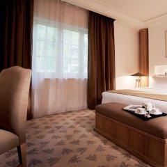 Goodwood Park Hotel 4* Номер Делюкс с различными типами кроватей фото 5