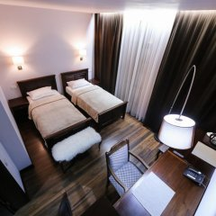 Hotel Dvin Стандартный номер с 2 отдельными кроватями фото 5