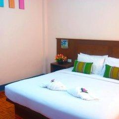 Отель Hana Lanta Resort Стандартный номер фото 19
