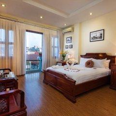 Hanoi Chic Hotel комната для гостей фото 4