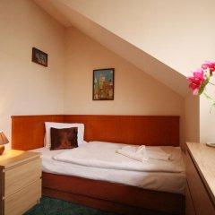 Hotel GEO 3* Стандартный номер с двуспальной кроватью фото 2