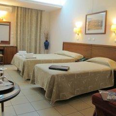 Solomou Hotel 3* Стандартный семейный номер с разными типами кроватей