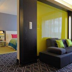 Radisson Blu Hotel Zurich Airport 4* Люкс с различными типами кроватей фото 3