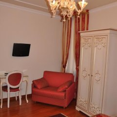 Hotel San Luca Venezia 3* Стандартный номер с различными типами кроватей фото 32