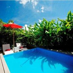 Отель IndoChine Resort & Villas 4* Улучшенный номер с разными типами кроватей фото 3