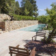 Hotel Mas Mariassa бассейн