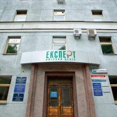 Budget hotel Ekotel вид на фасад