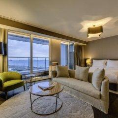Radisson Blu Hotel Istanbul Ottomare 5* Стандартный номер с различными типами кроватей фото 3