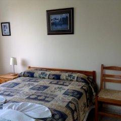 Апартаменты Rododafni Beach Apartments комната для гостей