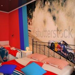 Hostel Racing Paradise Стандартный номер с различными типами кроватей фото 28