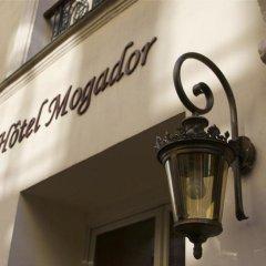 Hotel Mogador Opera - Paris Париж городской автобус