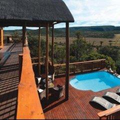 Отель Addo Afrique Estate бассейн
