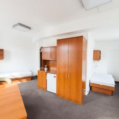 Отель Am Augarten Вена комната для гостей фото 3