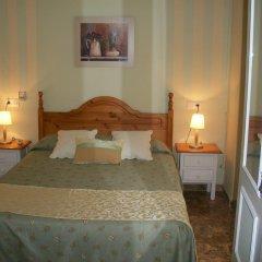 Отель Hostal Rural Gloria Стандартный номер двуспальная кровать фото 8