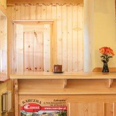 Отель U Bohaca Польша, Закопане - отзывы, цены и фото номеров - забронировать отель U Bohaca онлайн интерьер отеля фото 2