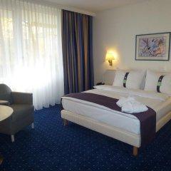 Отель Holiday Inn Munich - South 4* Стандартный номер фото 2