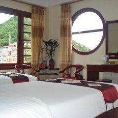 Fansipan View Hotel 3* Номер Делюкс с двуспальной кроватью