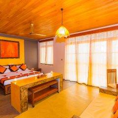 Galavilla Boutique Hotel & Spa 3* Улучшенный номер с различными типами кроватей фото 9