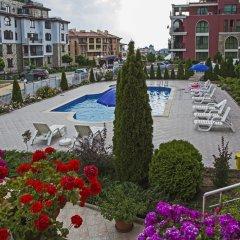 Апартаменты Anthoni Apartments бассейн