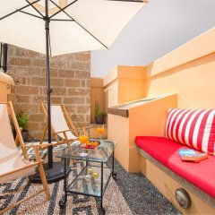 Отель Rodos Niohori Elite Suites 4* Полулюкс с различными типами кроватей фото 4